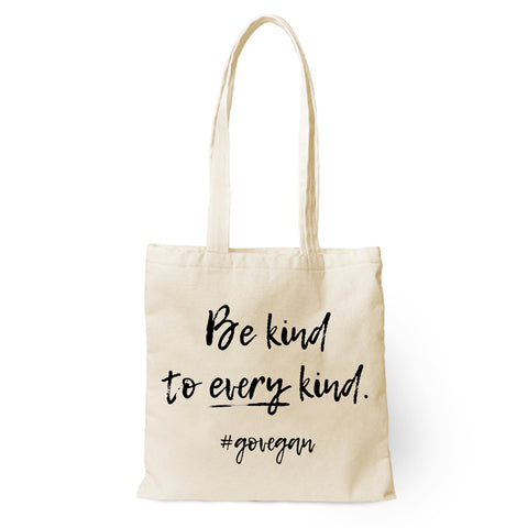 Be Kind Cotton Tote