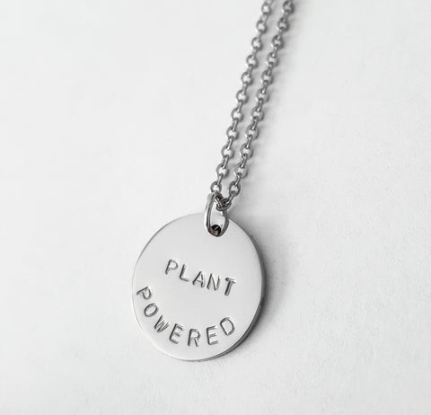 Plant Powered Necklace