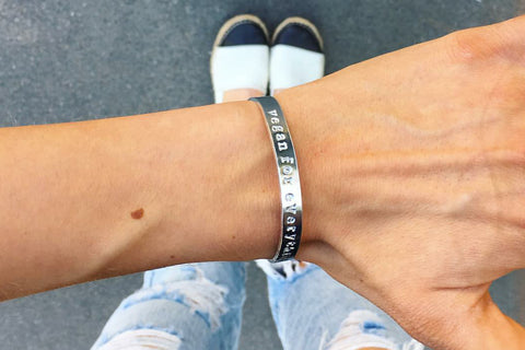 Vegan For Everything Bracelet