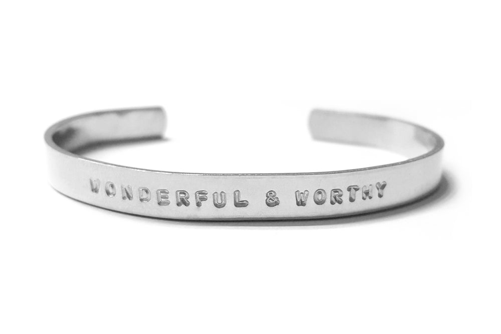 Wonderful & Worthy Bracelet