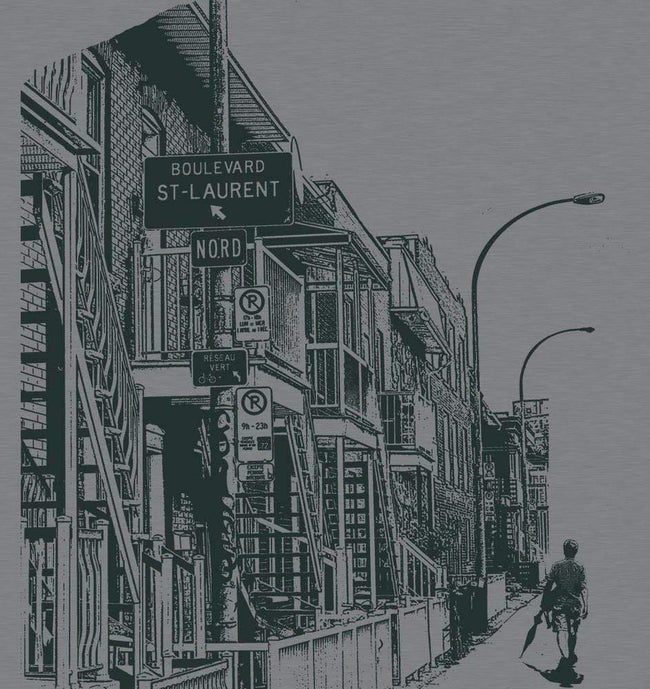 Boulevard St. Laurent T-Shirt