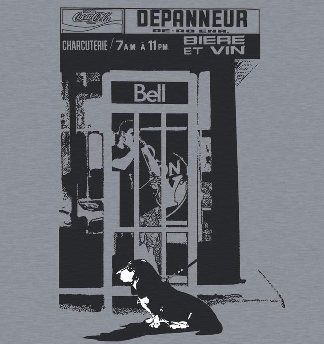 Bell, Beer and Basset T-Shirt