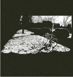 Bicycle T-shirt - Onze Montreal