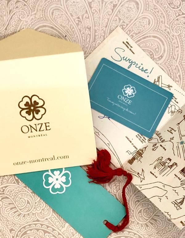 Carte Cadeau - En Boutique Seulement | Gift Card- In Store only