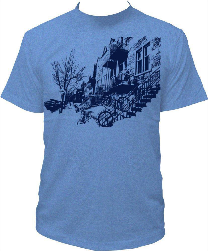 Mile End T-Shirt - Onze Montreal