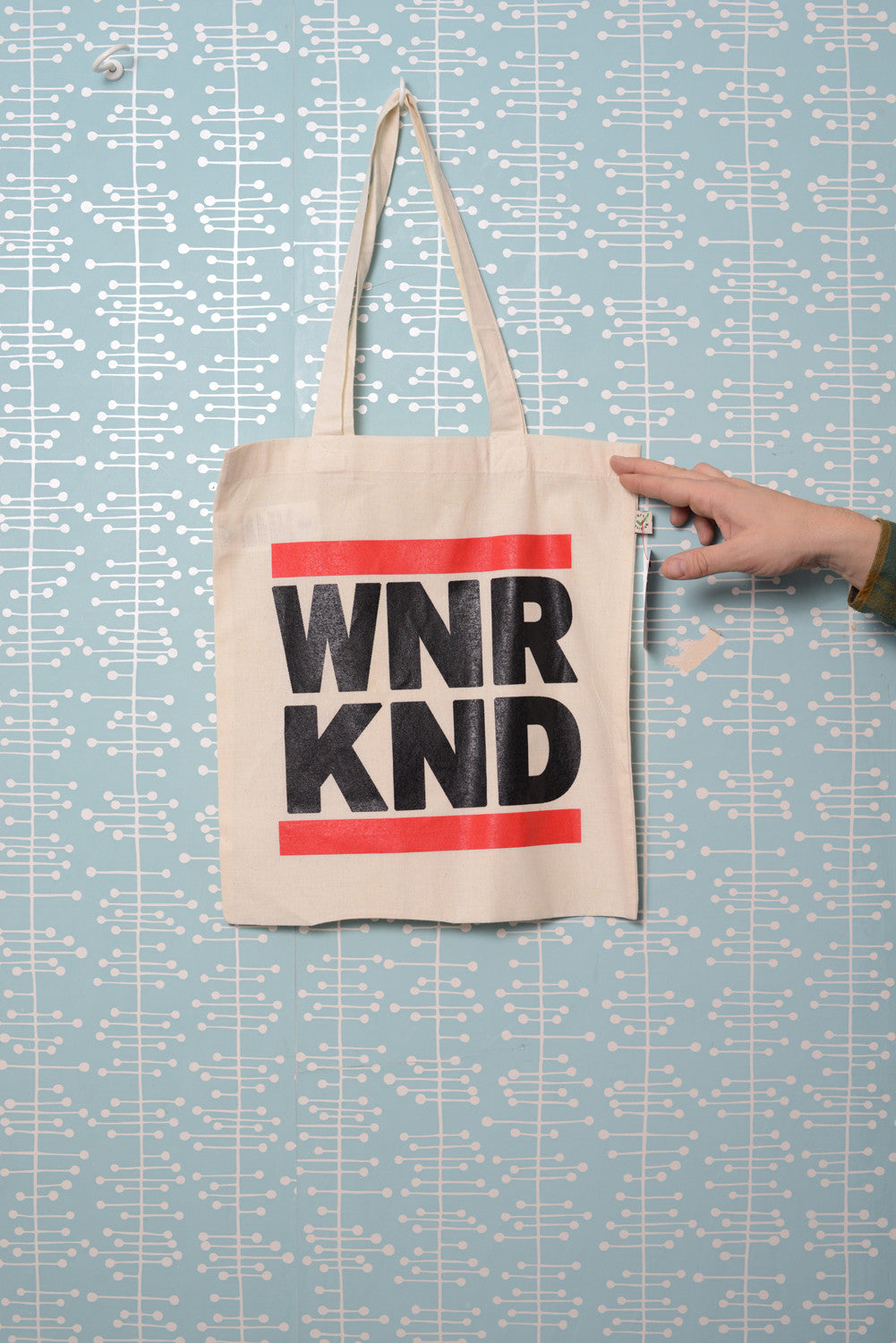 WNRKND Classic Shopping Bag