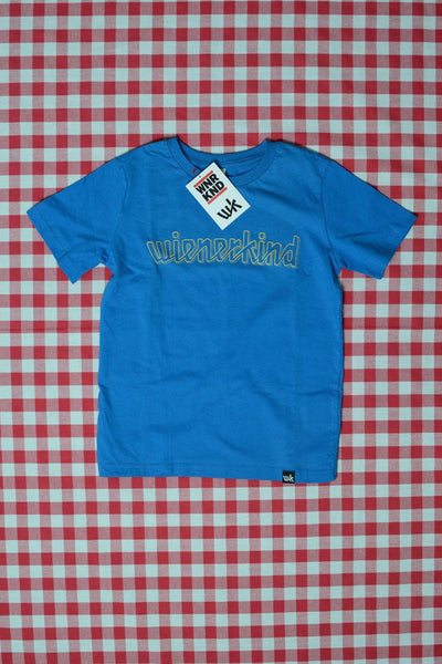 wienerkind Classic Jersey Kids T-Shirt navy blue (DJ DSL)