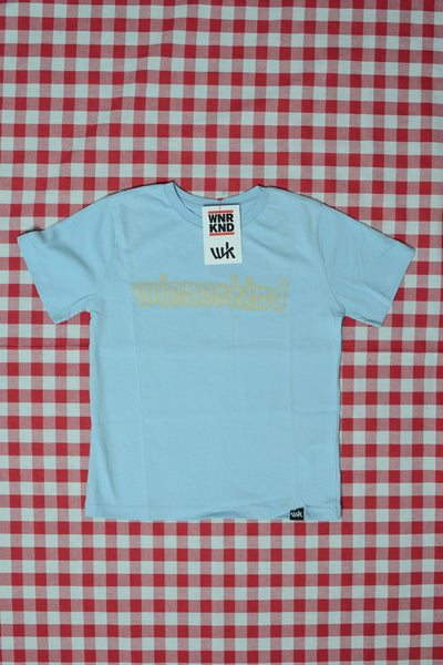 wienerkind Classic Jersey Kids T-Shirt light blue (DJ DSL)
