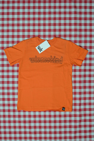 wienerkind Classic Jersey Kids T-Shirt orange (DJ DSL)