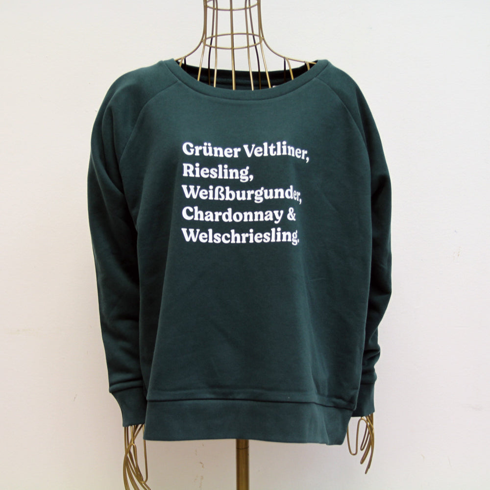 Wiener Wein Sweatshirt Female