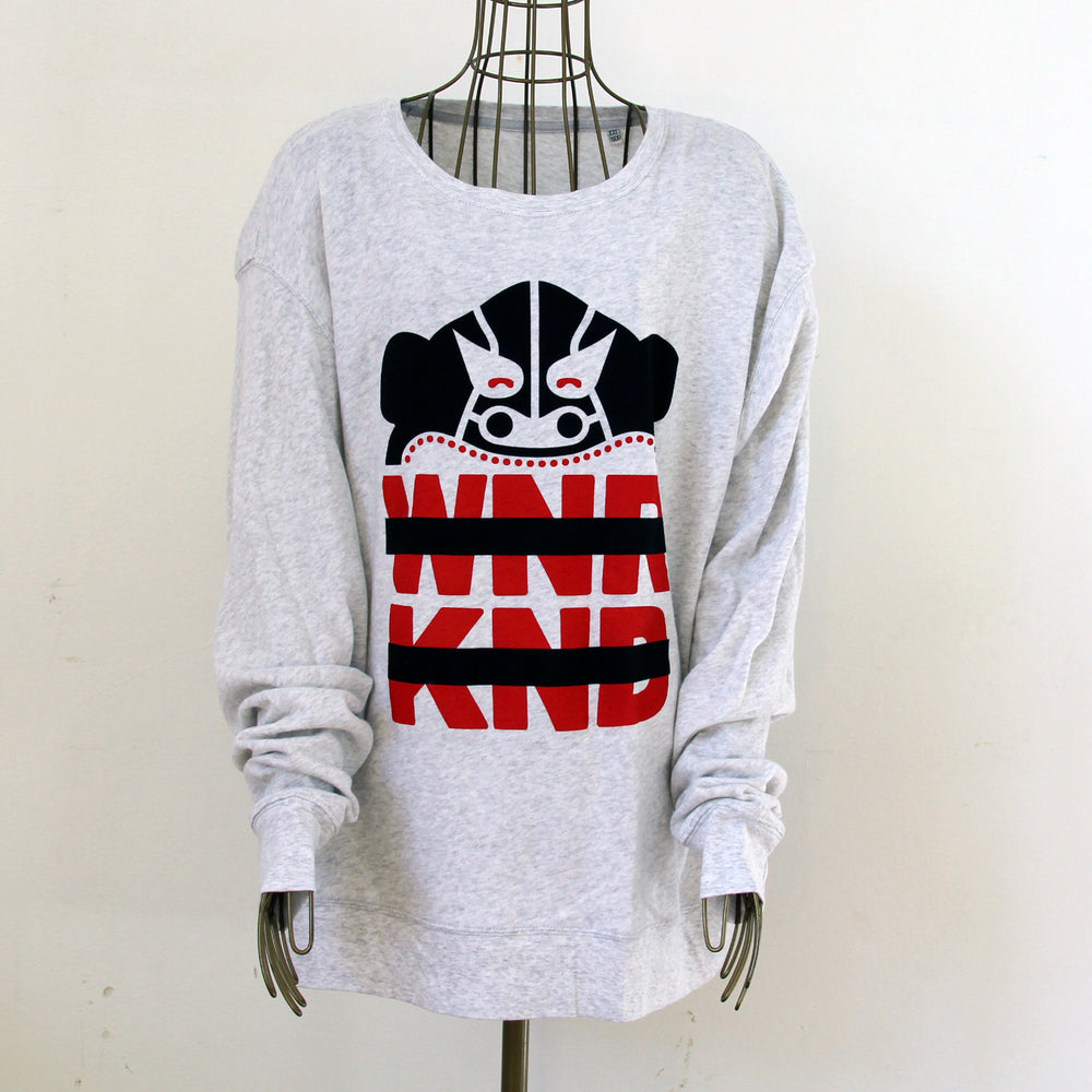 BUSK x WNRKND Cosy Sweater // 2 Farben // unisex