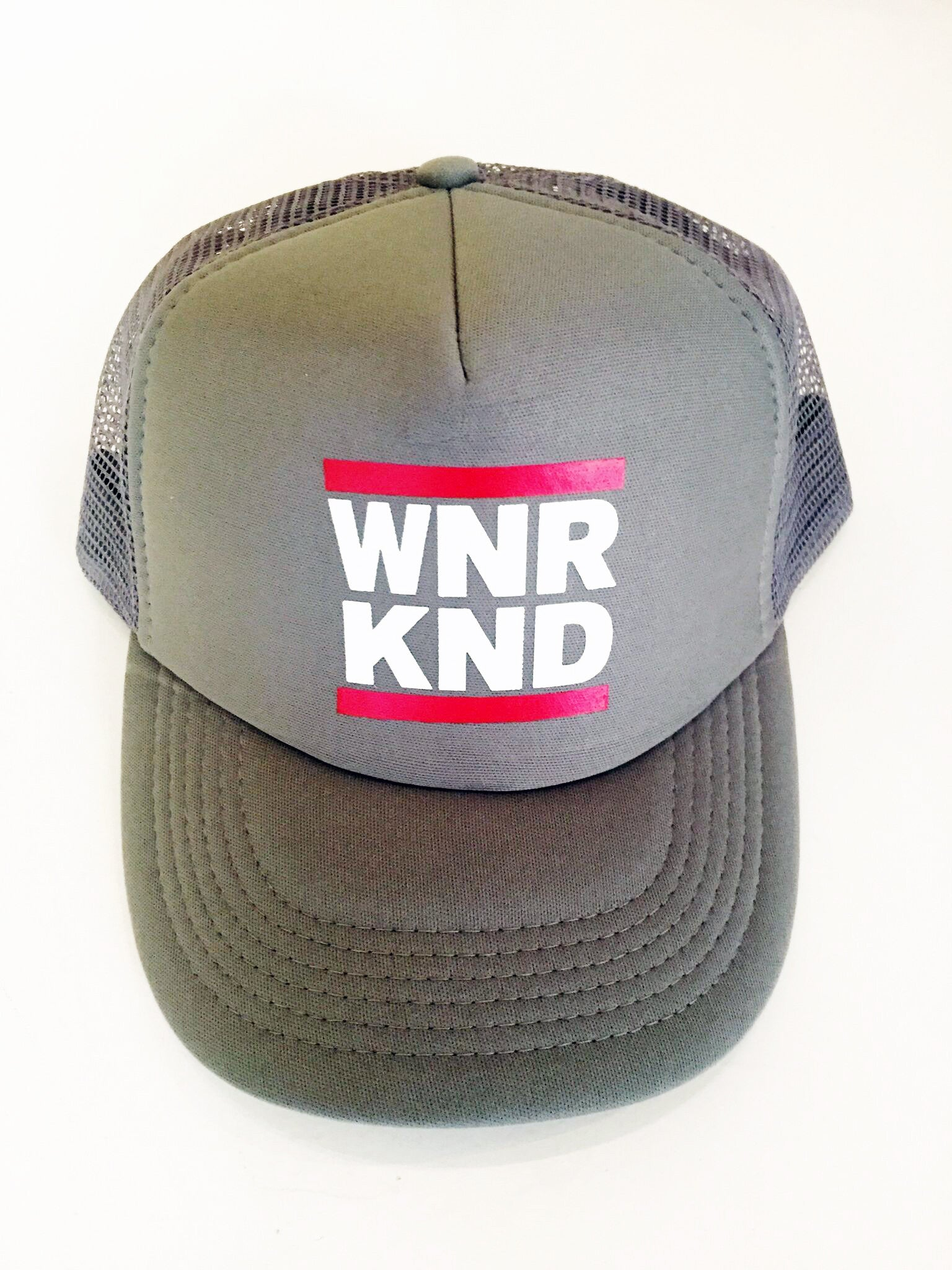 WNRKND Trucker Cap dark grey
