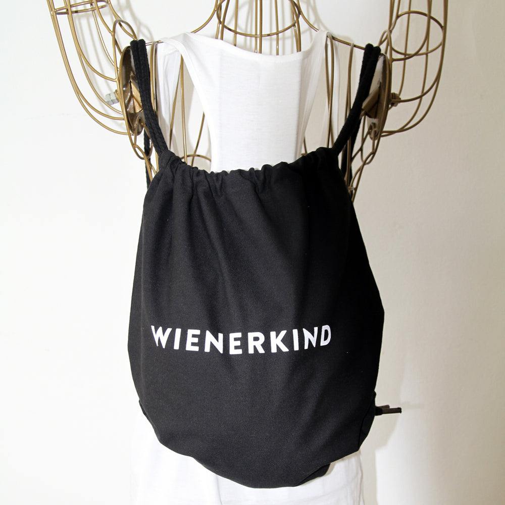 WIENERKIND Gym Bag Black