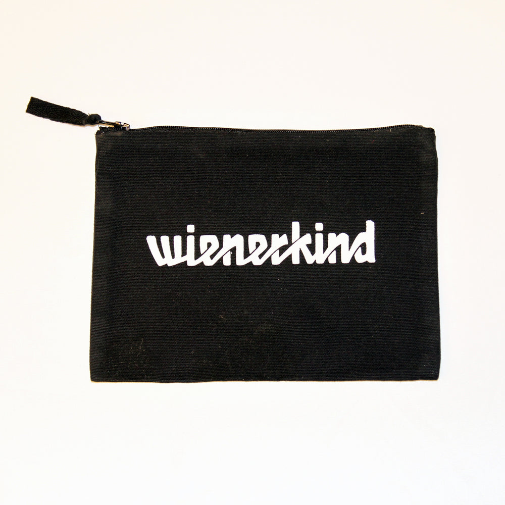 wienerkind Pencil Case Schwarz