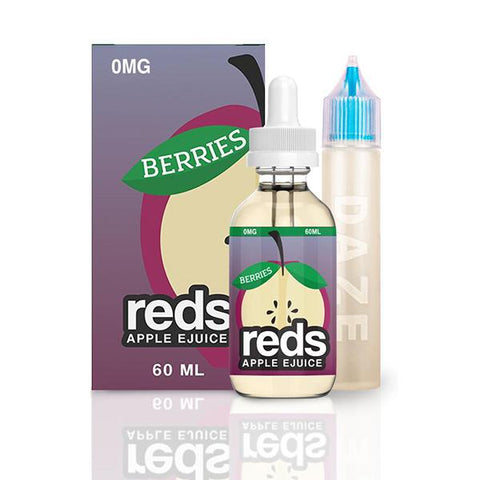 Central Vape City - Juice - 7 Daze - Reds Berries **Ice**
