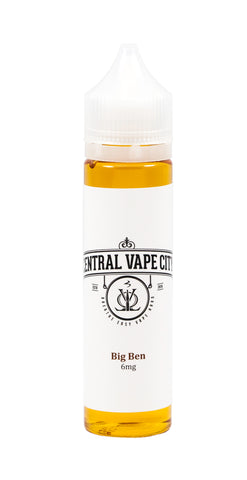 Central Vape City - Juice - CVC Big Ben