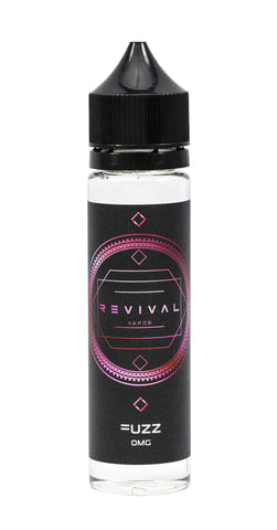 Central Vape City - Juice - Revival Vapor - Fuzz 60ml