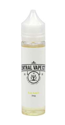 Central Vape City - Juice - CVC Laa-Laa's