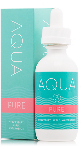 Central Vape City - Juice - Aqua - Pure