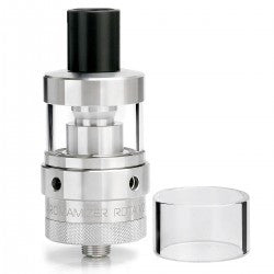 Central Vape City - RDA/RTA - Steam Crave Aromamizer RDTA V2 - 3ml Silver
