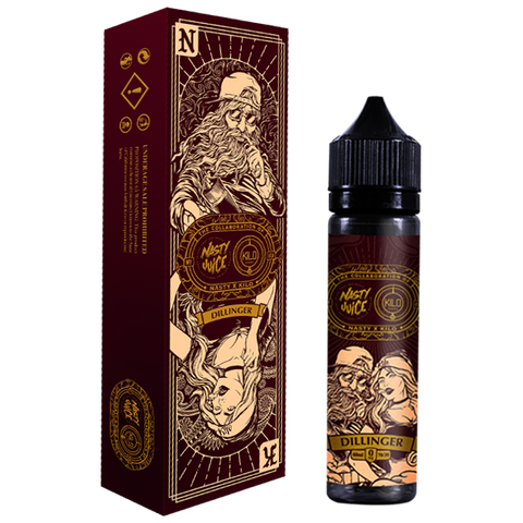 Central Vape City - Juice - NastyXKilo – Dillinger