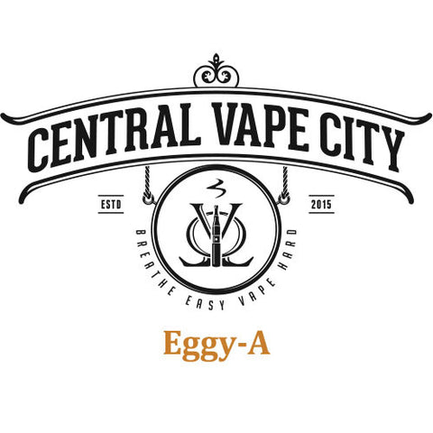 Central Vape City - Juice - CVC Eggy-A