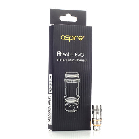 Central Vape City -  - Aspire Atlantis EVO Coils