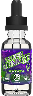 Central Vape City - Juice - Twelve Monkeys - Matata