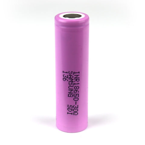 Central Vape City - Battery - Samsung INR18650 30Q