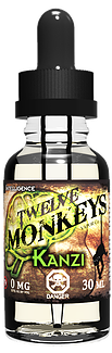 Central Vape City - Juice - Twelve Monkeys - Kanzi