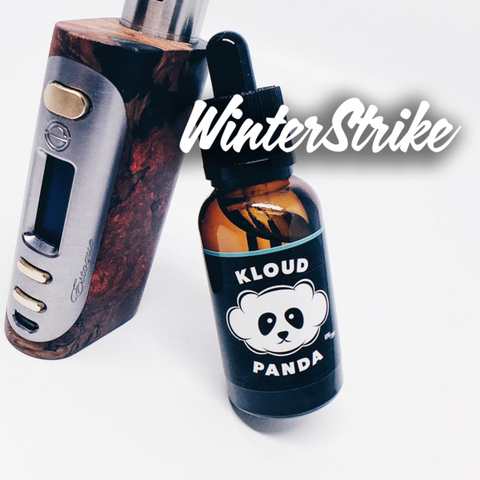 Central Vape City - Juice - Kloud Panda - Winter Strike
