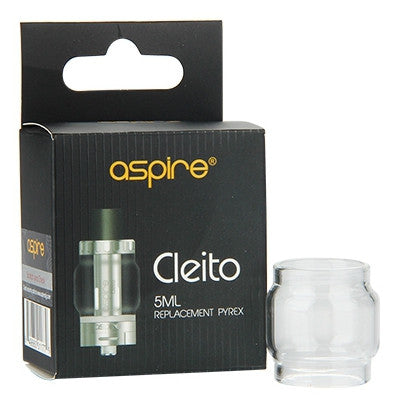 Central Vape City - Accessories - Aspire Cleito 5ml Replacement Glass
