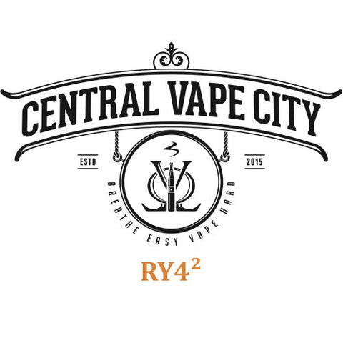 Central Vape City - Juice - CVC RY4