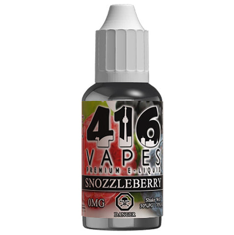 Central Vape City - Juice - 416 - SnozzleBerry