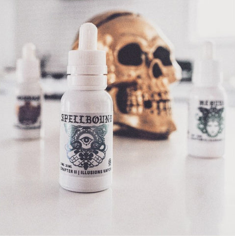 Central Vape City - Juice - Illusions Chapter II - Spellbound