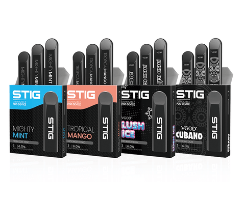 Central Vape City - Kits - VGod STIG