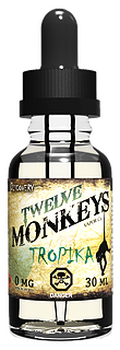 Central Vape City - Juice - Twelve Monkeys - Tropika