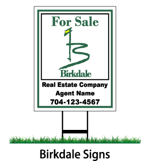 birkdale signs