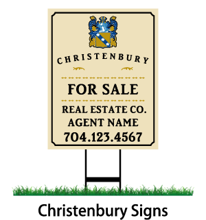 christenbury signs