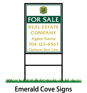 emerald cove signs