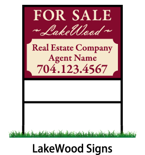 lakewood signs