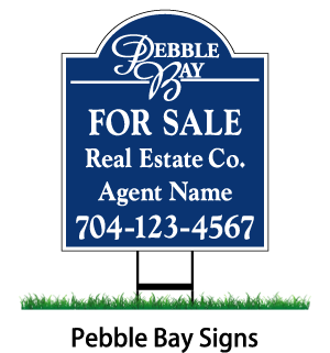 pebble bay signs
