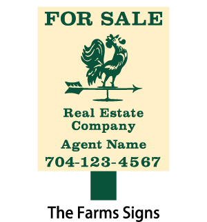 the farms signs