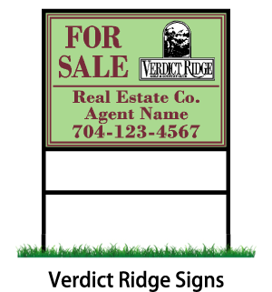 verdict ridge signs