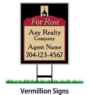 vermillion signs