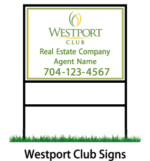 westport club signs