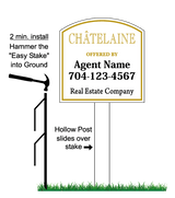 Chatelaine Sign