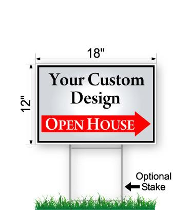 Copy of Custom Directional Signs