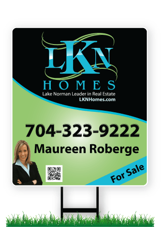 28 x 24 LKN Homes real estate sign