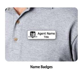 NHB Group Name Badge